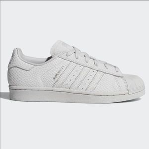 Adidas superstars snakeskin sneakers!!!!